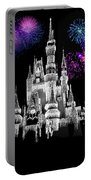 The Magical Kingdom Castle Portable Battery Charger