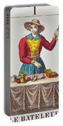 The Magician Tarot Card Portable Battery Charger