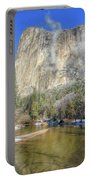 The Majestic El Capitan Yosemite National Park Portable Battery Charger