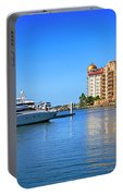 The Marina Sarasota Fl Portable Battery Charger