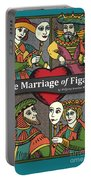 The Marriage Of Figaro Portable Battery Charger