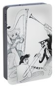 The Marx Brothers O Portable Battery Charger