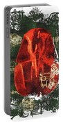 The Mask Of Tutankhamun Portable Battery Charger