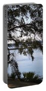 The May River In Bluffton Portable Battery Charger