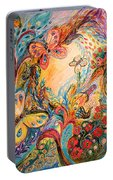 The Melancholy For Chagall Portable Battery Charger