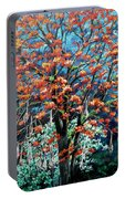 The Mighty Immortelle Portable Battery Charger by Karin  Dawn Kelshall- Best