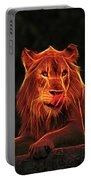 The Mighty Lion Portable Battery Charger