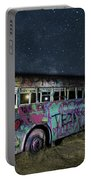 The Milky Way Bus Portable Battery Charger