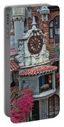 The Mission Inn Clock Tower Portable Battery Charger