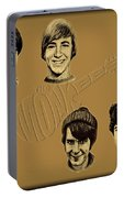 The Monkees  Portable Battery Charger