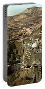 The Monstery Of Mar Saba Portable Battery Charger