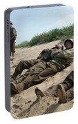 The Monuments Men Portable Battery Charger
