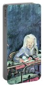 The Mother Of Sonia Gramatte By Walter Gramatte Portable Battery Charger