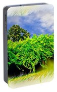 The Mother Vine - Roanoke Island, Nc Portable Battery Charger