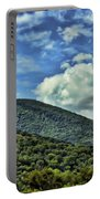 The Mountain Meets The Sky Portable Battery Charger