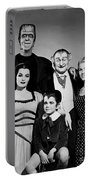 The Munster Family Portrait Portable Battery Charger