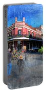 The Muriel's Of Jackson Square  Portable Battery Charger