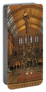 The Museum Of Natural History... London Portable Battery Charger