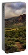 The Mystical Beauty Of The Superstitions  Portable Battery Charger