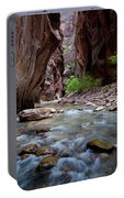 The Narrows, Zion National Park, Utah Portable Battery Charger