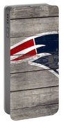 The New England Patriots 3c Portable Battery Charger
