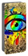 The New Eye Of Horus Portable Battery Charger