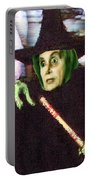 The New Wicked Witch Of The West Portable Battery Charger