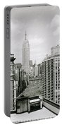 The New York Skyline Portable Battery Charger