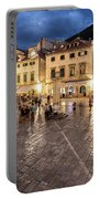 The Nights Of Dubrovnik Portable Battery Charger