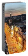 The Nights Of Sarajevo Portable Battery Charger