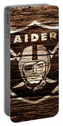 The Oakland Raiders 1e Portable Battery Charger