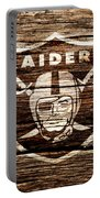 The Oakland Raiders 1f Portable Battery Charger