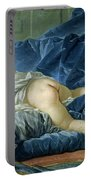 The Odalisque Portable Battery Charger by Francois Boucher