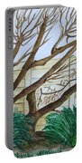 The Old Apricot Tree Portable Battery Charger