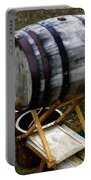 The Old Beer Barrel Portable Battery Charger