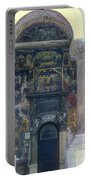 The Old Church - Biserica Veche  Portable Battery Charger