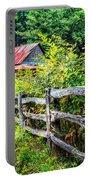 The Old Fence Portable Battery Charger