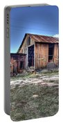 The Old Haunted Barn Portable Battery Charger