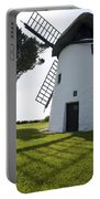 The Old Irish Windmill Portable Battery Charger