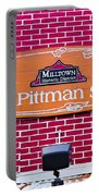 The Old Pittman Store Sign Portable Battery Charger