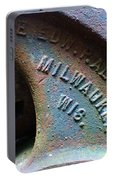 The Old Stamp Mill- Findley Mine Portable Battery Charger