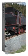 The Old Steam Locomotive Portable Battery Charger