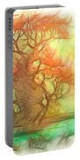 The Old Tree Of The Forest Portable Battery Charger