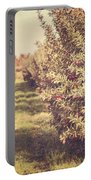 The Orchard Portable Battery Charger by Lisa Russo