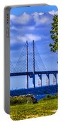 The Oresund Portable Battery Charger