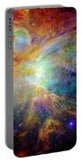 The Orion Nebula Close Up II Portable Battery Charger