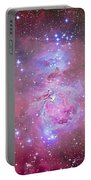 The Orion Nebula Region Portable Battery Charger