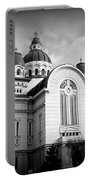 The Orthodox Cathedral And The Saint John The Baptist Church Portable Battery Charger