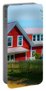 The Other Red House Monhegan Portable Battery Charger