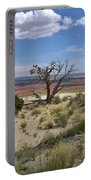 The Painted Desert Of Utah 2 Portable Battery Charger